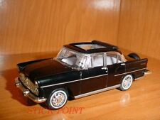 SIMCA CHAMBORD PRESIDENCE BLACK 1958 1:43 MINT WITH BOX