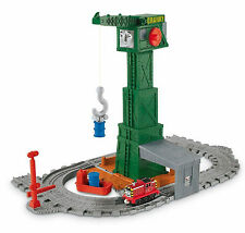 Thomas and Friends Cranky At The Docks PlaySet Figures and Playsets FREE POSTAGE