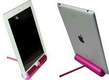Universal Tablet PC Smartphones Table Holder Stand for iPad Purple/Pink Apple