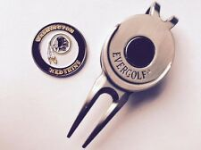 NFL Washington Redskins Golf Ball Marker and Magnetic Divot Tool