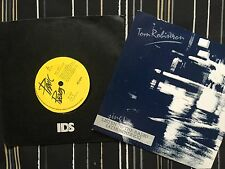 "Tom Robinson - War Baby & Listen To The Radio 7"" singles 1983 VGC"