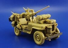eduard 35797 1/35 Armor- Willys Jeep SAS for Tamiya