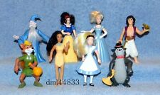 1996 McDonalds Walt Disney Masterpiece Video Complete Set, Boys & Girls, 3+