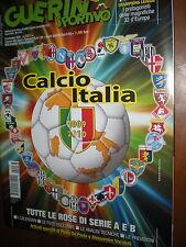 Guerin Sportivo.CALCIO ITALIA 2009-2010,TUTTE LE ROSE DI SERIE A e B,iii