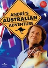 ANDRE RIEU : ANDRE'S AUSTRALIAN ADVENTURE    -  DVD -  Region Free  UK - New