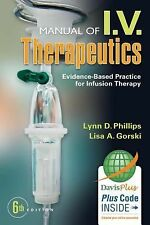Manual of IV Therapeutics: Evidence-Based Practice for Infusion Therapy...