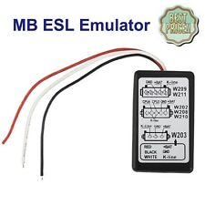 MB ESL Emulator With Old and New Mercedes EIS for W202 W208 W210 W203 W209 W211