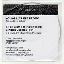 (EN155) Young Liar, Full Blast For Pickett - 2013 DJ CD