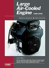 Air-cooled Engine Repair Manual BRIGGS CRAFTSMAN HONDA ONAN KOHLER ROBIN 7480