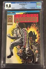 Eternal Warrior #1 Gold Foil Edition CGC 9.8 Valiant Only 144 Exist! 0 Higher!