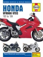 Haynes Service & Repair Manual: Honda VFR800 VTEC '02 to '09 by Haynes...