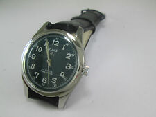 100% AUTHENTIC VINTAGE HMT MILITARY 17J WINDING WRIST WATCH FOR MENS WEAR-VWEW