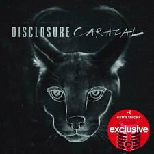 DISCLOSURE / Caracal [TARGET-EXCLUSIVE DELUXE EDITION, 2015] NEW! - 2 BONUS TRKS