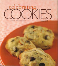 Celebrating Cookies Book 2 VARIOUS Recipes NEW COOKBOOK Christmas Fig Chocolate