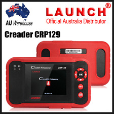 LAUNCH Creader CRP129 OBD2 Diagnostic Scan Tool EPB Transmission Brake Oil Reset