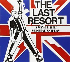 The Last Resort A Way Of Life-Skinhead Anthems CD+Bonus Tracks NEW SEALED Oi!
