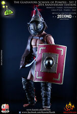 1/6 Kaustic Plastik Gladiator Rome / Pompeii 2nd Anniversary Edition 3 in 1 SET