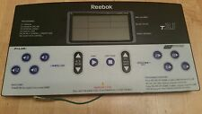 REEBOK T3.1  DISPLAY CONSOLE - ALL GOOD WORKING ORDER - NO RETURNS
