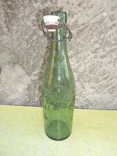 Ancienne bouteille de limonade FABRIQUE DE LIMONADE GAZEUSE F.PERRIN LA FRETTE