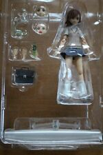 Max Factory Figma Mikoto Misaka To aru Kagaku no Railgun Action Figure Japan