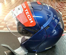 CASCO CABERG DOWNTOWN S TG S MOTORCYCLE SCOOTER HELMET