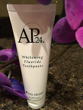 Authentic Nu Skin NuSkin AP24 Whitening Fluoride Toothpaste Exp 03/2020 Sealed