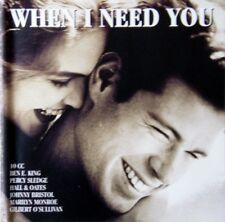 When I Need You 1999 CD