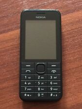 Nokia 208 On Vodafone Mobile Good Condition Working+Tested Fast Free Post