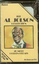 AL JOLSON - COLLECTION - VOL.2 - CASSETTE - NEW