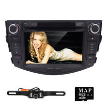 "7"" Car Radio DVD CD Player Stereo GPS Navi Headunit for TOYOTA RAV4 2006-2011"