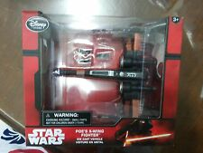 Disney - Star Wars Die Cast Vehicles The Force Awakens - Poe's X-Wing Fighter