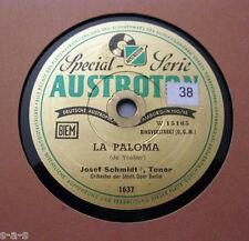 Joseph Schmidt - La Paloma / O sole mio Austroton 1637 (24)