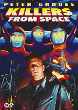 Killers From Space (DVD)-1954 Peter Graves-Barbara Bestar-James Seay-New