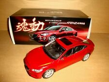 1/18 2014 new Mazda 6 ATENZA model red color+gift