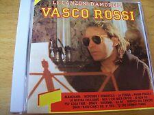 VASCO ROSSI LE CANZONI D'AMORE CD MINT---  CDOR 8875  BOLLO SIAE A SECCO