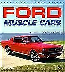 Enthusiast Color Ser  Ford Muscle Cars by Mike Mueller (1993, Paperback)