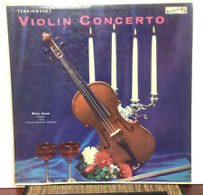 "Tchaikovsky ""Violin Concerto"" 1957 Masterseal 12"" 33RPM LP (VG+) Classical"