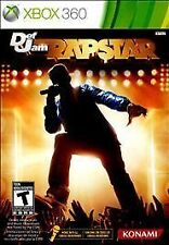 Def Jam Rapstar (Microsoft Xbox 360, 2010) Rated T for Teen