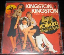 "Lou and the Hollywood Bananas, Kingston, Kingstoni, VG-/VG++ 7"" Single 0865-1"
