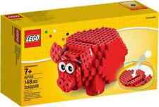 Lego 40155 Exclusive Piggy Coin Bank NEW MISB