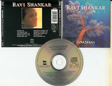 "TANA MANA """"The Ravi Shankar Project"" - CD 1987 Private Music"