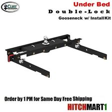 30K CURT DOUBLE LOCK GOOSENECK TRAILER HITCH FOR 1980-1996 FORD F150 F250  F350