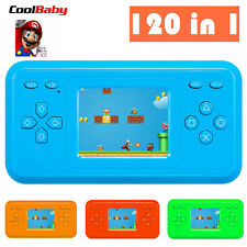 CoolBaby RS18 1.8'' LCD NES FC 120 Classice Games Video Game Player Console Toys