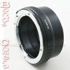 Pentax K mount P/K PK lens To Canon EOS M EF-M mount Mirrorless Camera Adapter