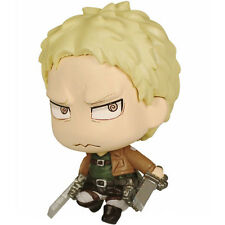 Attack on Titan Reiner Tomy Vol. 3 Mascot Licensed Key Chain NEW