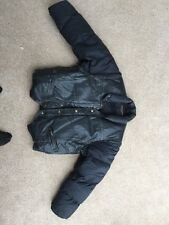 chevignon Vintage leather Puffa Down Feather jacket, Great Condition