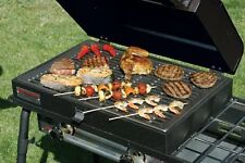 Camp Chef Barbecue Grill Box For 3 Burner Stove Gas BBQ Grilling Rack Smoker New