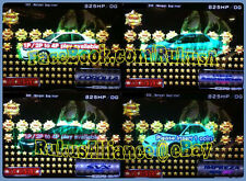 Wangan Maximum Tune 3DX+ - 18,999 Stars 6,999 Coin LvL63 825HP SSS - *Fixed Name