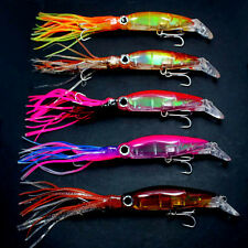 YD ZORI SQUID SKIRTS TROLLING BAIT HARDBODY FISHING LURE TUNA MARLIN KINGFISH