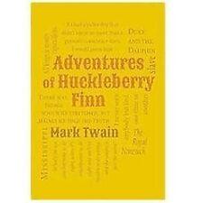 Word Cloud Classics: Adventures of Huckleberry Finn by Mark Twain (2012,...